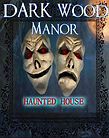 Two tickets to Darkwood Manor