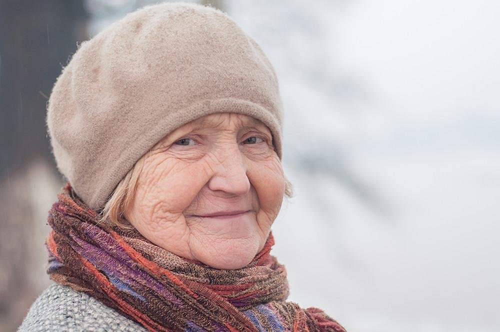 Valir PACE participant smiling