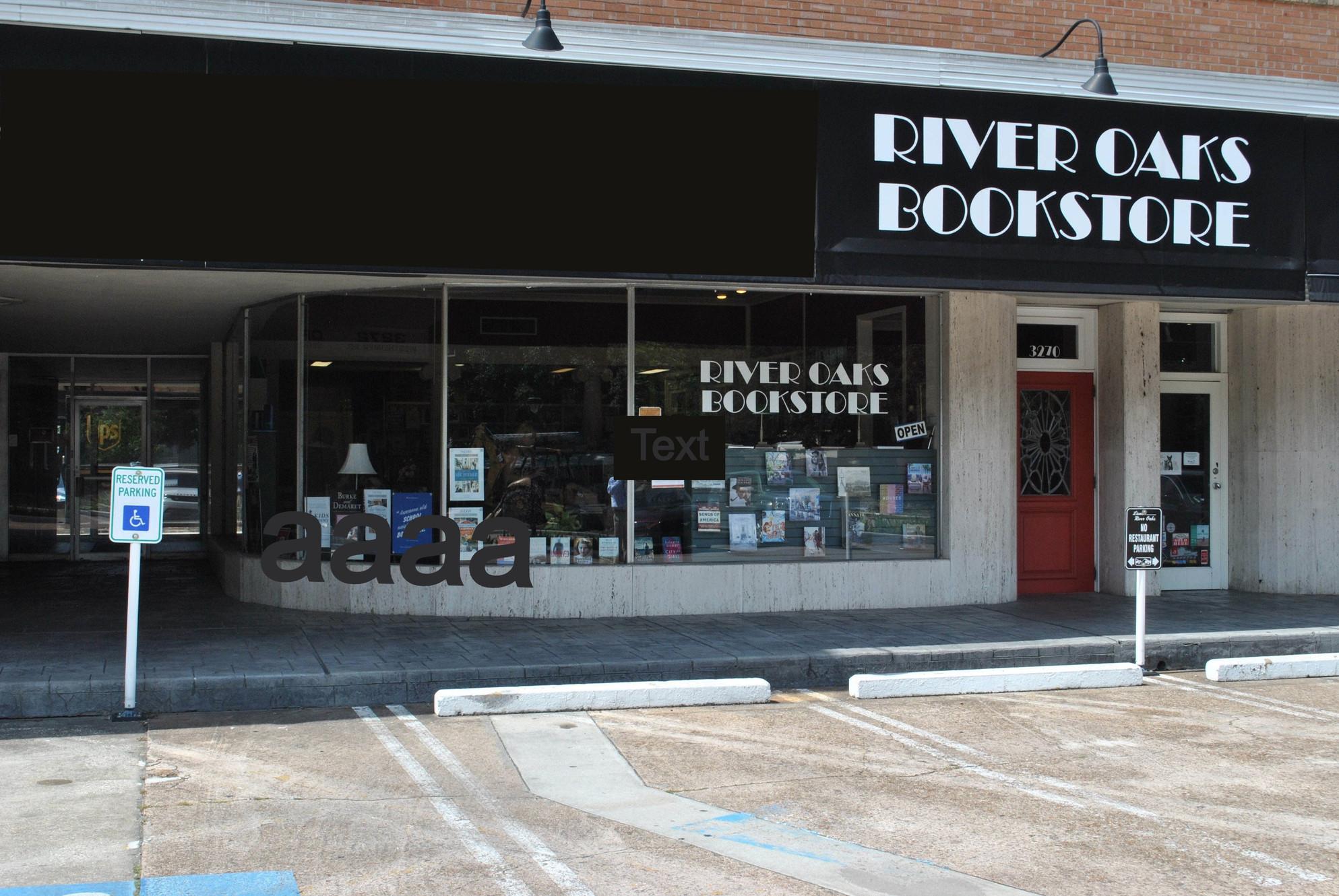 River Oaks Bookstore