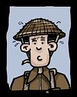 Surprised Stare wargames logo  (Tommy Reg)