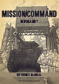 Mission Command: Normandy, Reference Manual cover