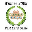 Fzzzt! Winner - Best Card Game - UKGE 2009