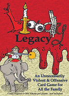 Bloody Legacy game