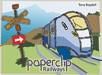 Paperclip Railways: Express Edition, game