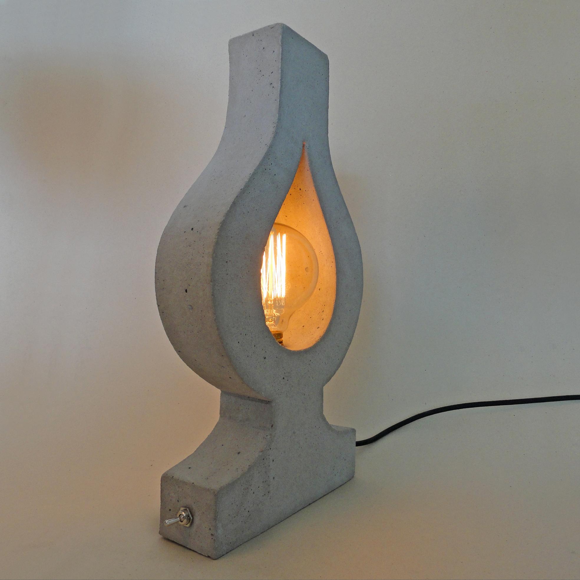 Luminária Lamparina