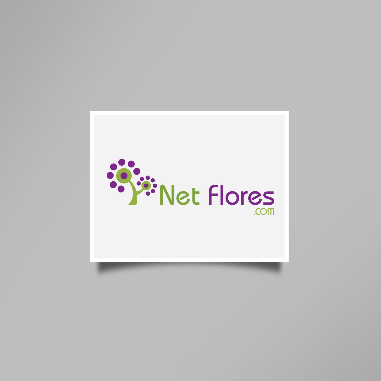 Logo Net-Flores