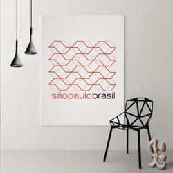 Quadro São Paulo
