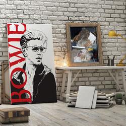 Tela David Bowie