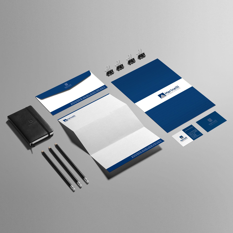 Material Corporativo Marinelli Adv