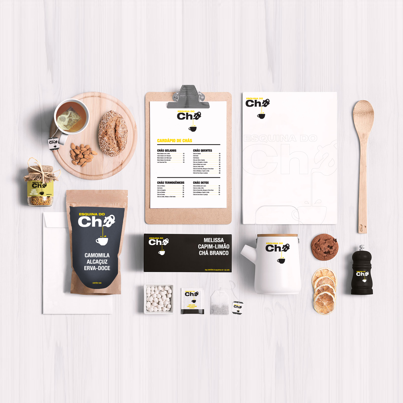Identidade-Visual-Esquina-do-Chá