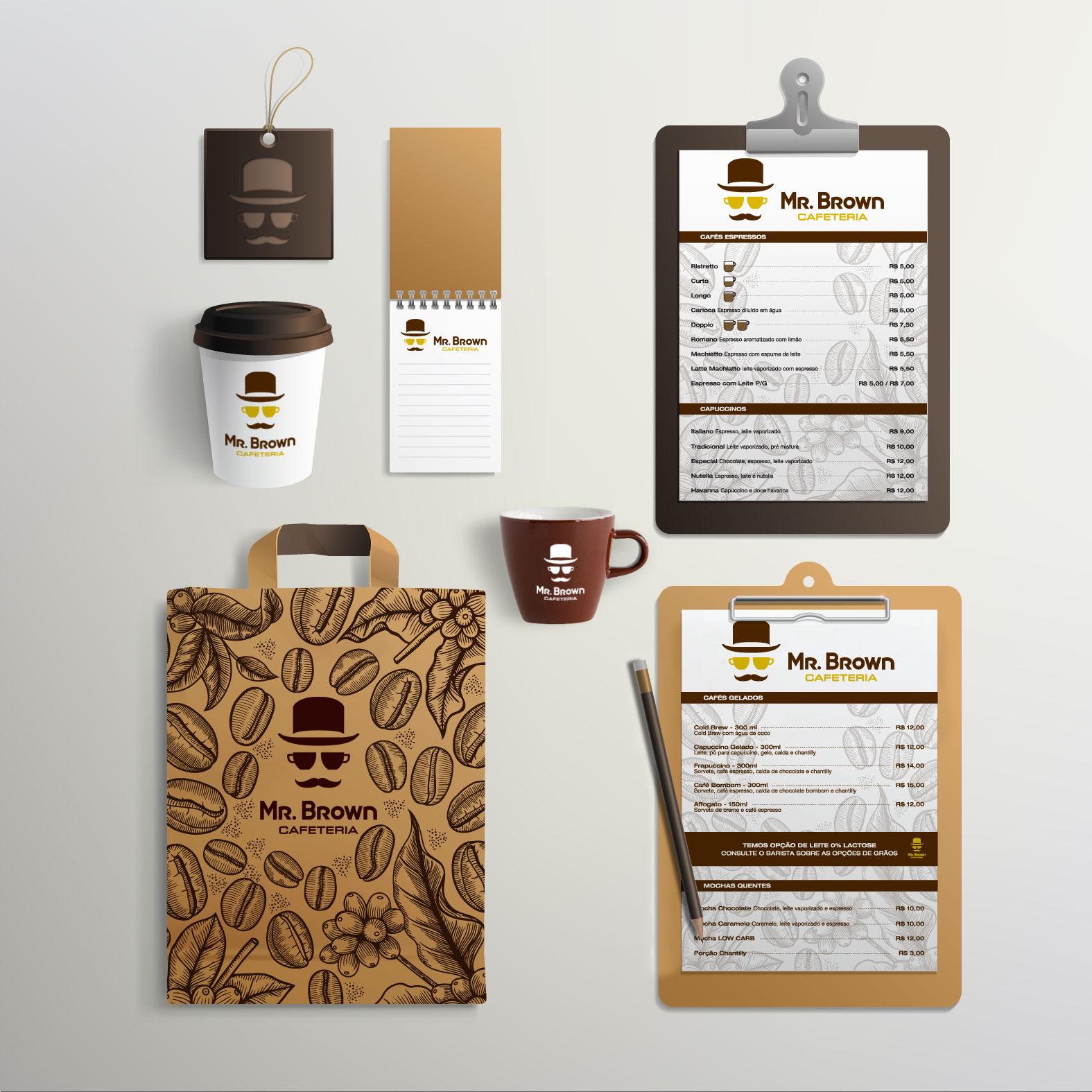 Projeto de Identidade Visual e Projetos