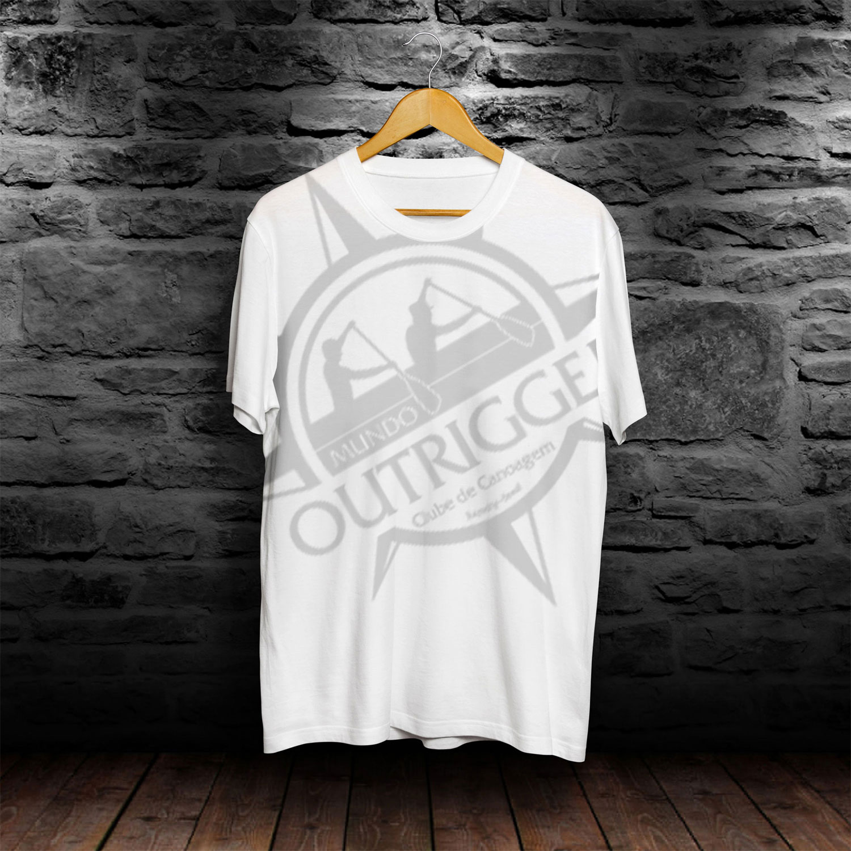 Camiseta Brinde - Mundo Outrigger