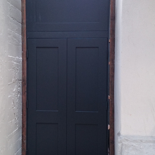 ... Ally Door After