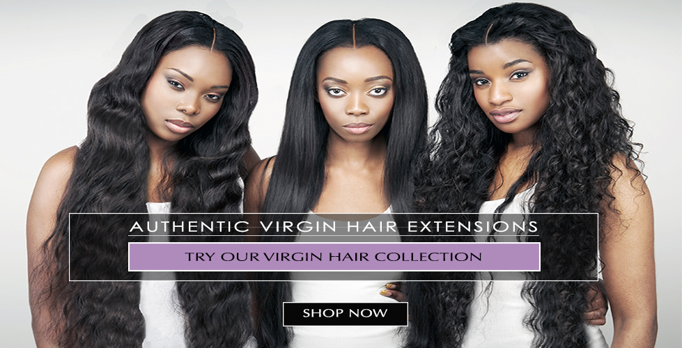 curly, wavy and straight virgin hair