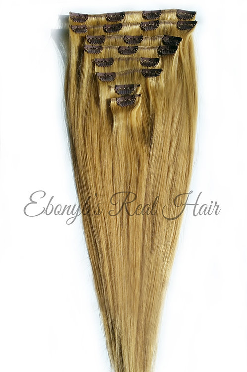 Straight Clip-in Hair Extension
