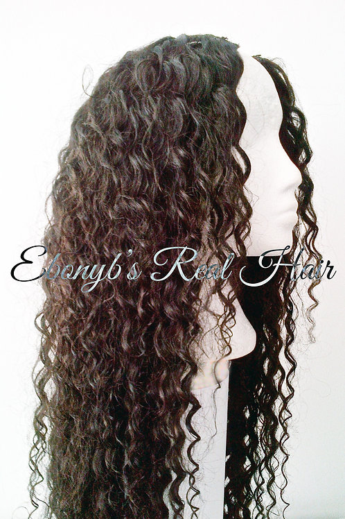 Curly Virgin Peruvian Hair