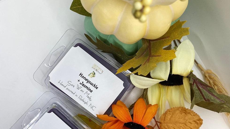 Honeysuckle + Jasmine Wax Melts