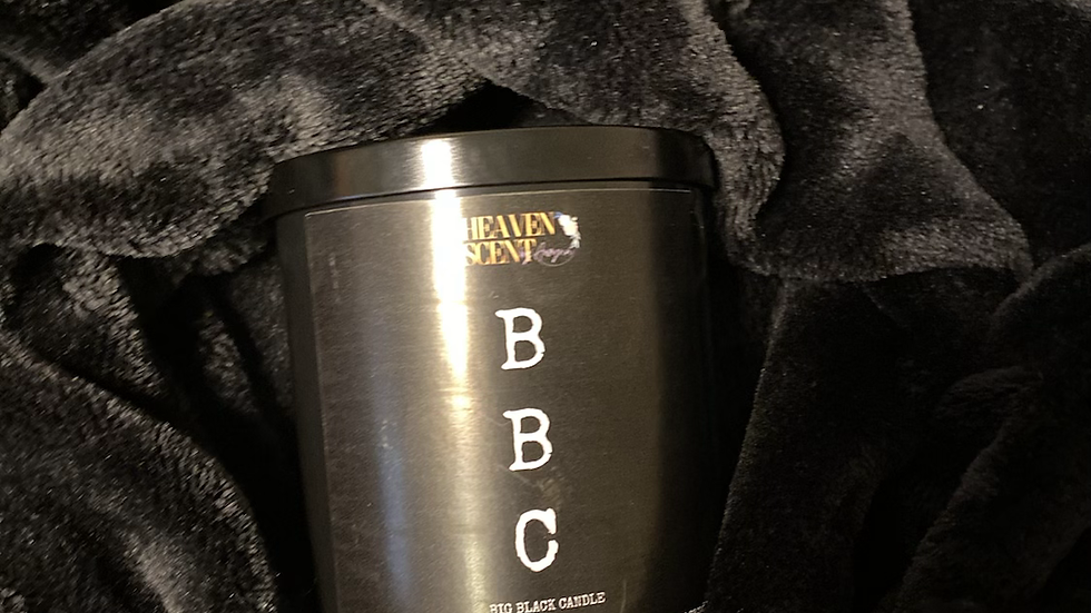 BBC - 8.5 oz Candle