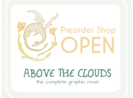 Preorder Store Open!