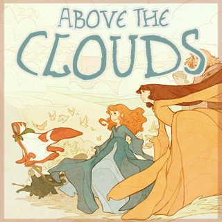 Last page is up for Above the Clouds!