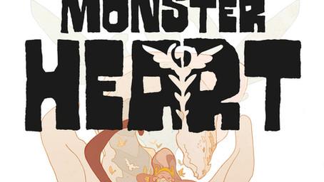 Monster Heart - webcomic starting!