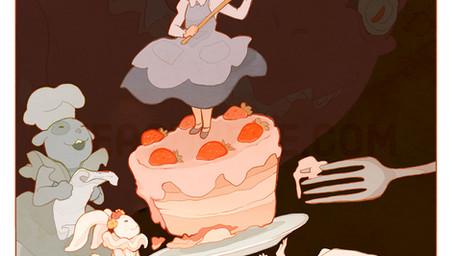 Princess Cake & a livestream event