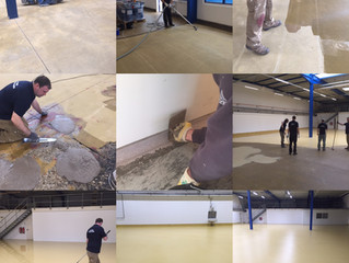Plastifloor resins are the ideal solution for floor coatings in pharmaceutical factories. They are s