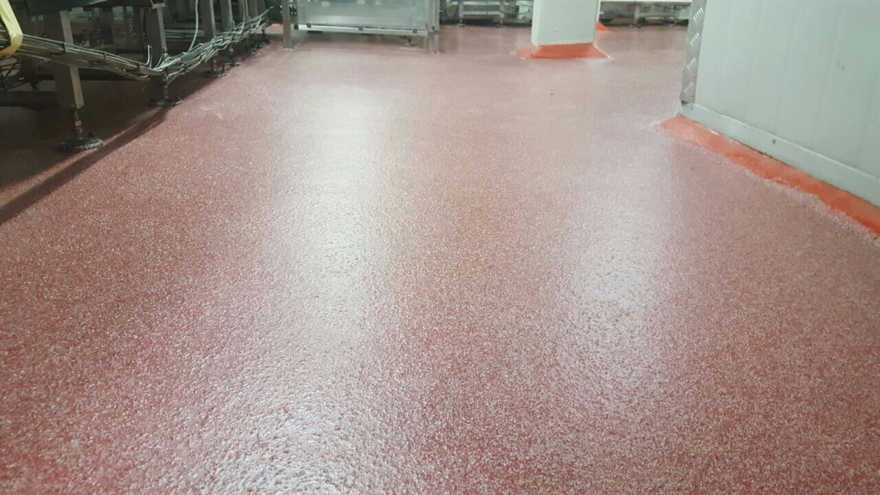 Plastifloor coating system