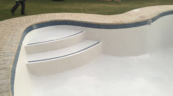 Plastifloor for pools
