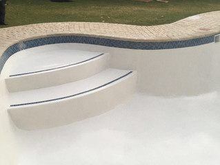 Plastifloor acrylic resin systems are the ultimative solution for waterproofing inside pools. The re