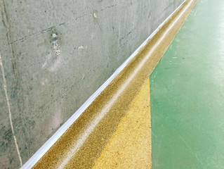 Plastifloor resins used in a bakery.