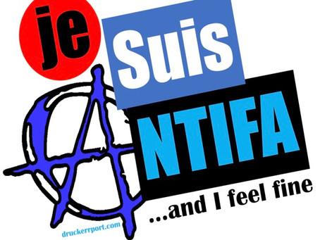 """Communique """"Je Suis Antifa, et Vous?"""" 7-22-2021"""