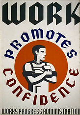 wpa_art_poster__work_promotes_confidence