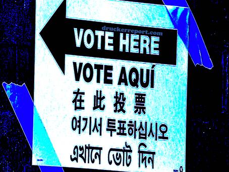 """Communique """"Voter Suppression Sucks"""" 3-26-2021"""