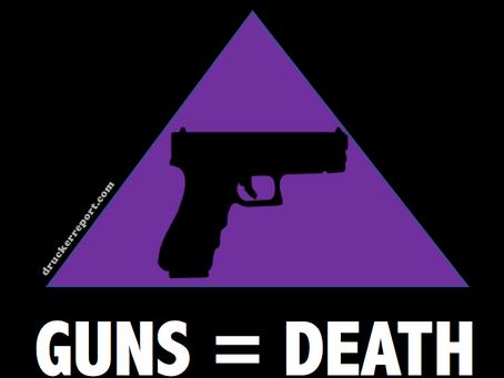 """Communique """"Guns = Death"""" 4-12-2021"""