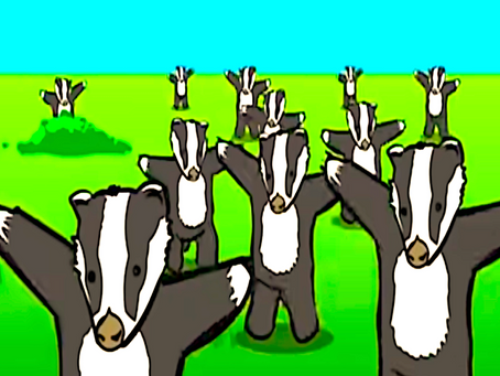 """Communique 12-9-2020 Update From The Chemo Lounge """"Enter The Badger"""""""