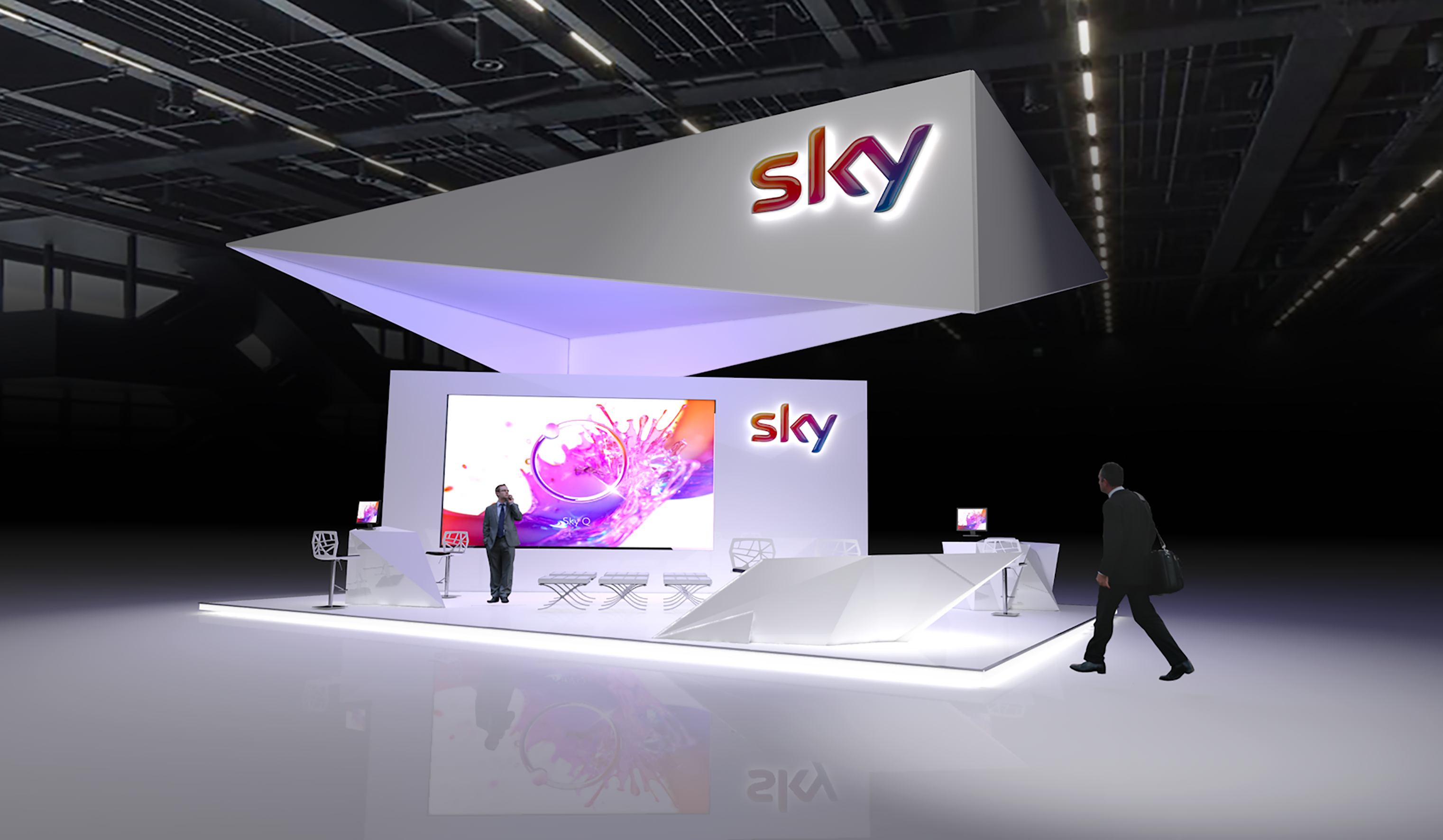 SKY TV VISUAL 2