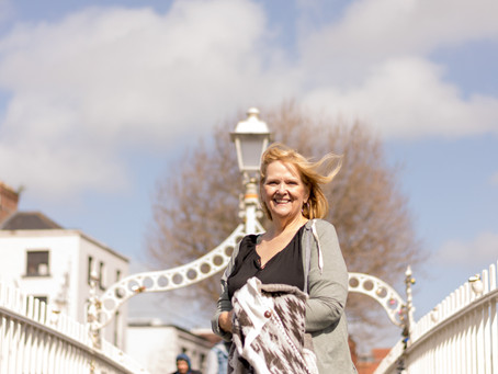 Dublin Photoshoot with Carla