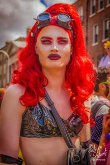 DUBLIN, IRELAND June 24, 2017 Portrait o