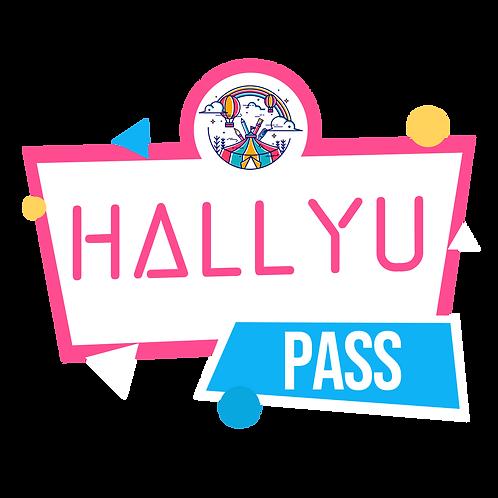 HALLYU PASS