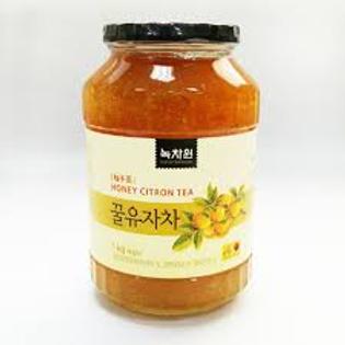 金德恩蜂蜜柚子茶 NOKCHAWON Honey Citron Tea