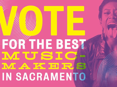DJ Nocturnal Nominated for a 2019 Sacramento Music Award!
