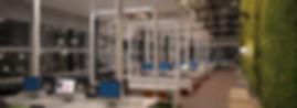 Büro-Ausbau in Büro-Hochhaus China