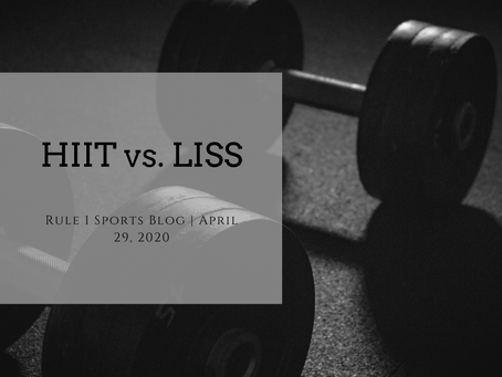 HIIT vs LISS Cardio Which Should I Be Doing As An Athlete?