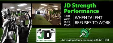 Jd Strength Performance