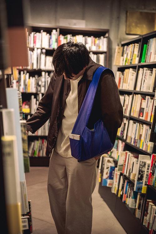 読者への鞄(ブルー)