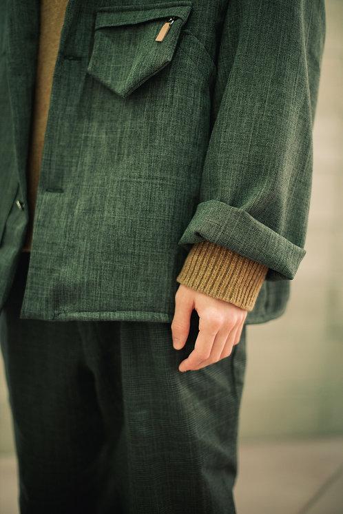 『モモ』シルクスクリーンジャケット