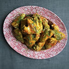 Recipe - Chicken wings