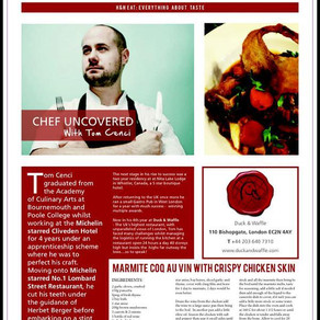 Chef Uncovered