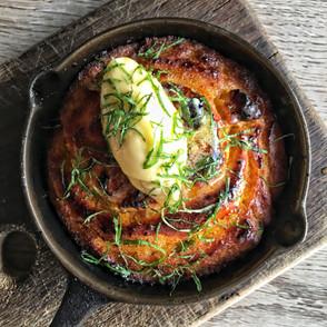 Recipe - Pumpkin cornbread